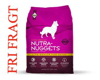 Nutra-Nuggets Lite/Senior - 15 kg thumbnail