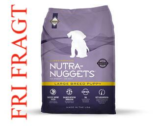 Nutra-Nuggets Large Breed Puppy - 15 kg thumbnail