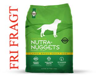 Nutra-Nuggets Large Breed Adult dog - 15 kg thumbnail