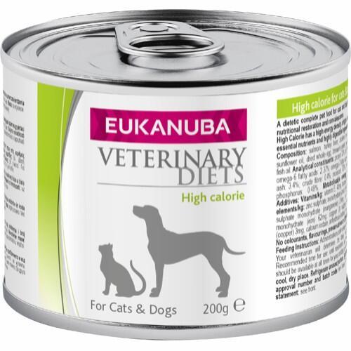 High Calorie Paté - Dog & Cat, 200 g