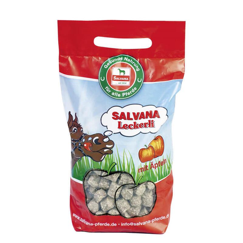 Salvana hestebolcher æble, 1 kg thumbnail