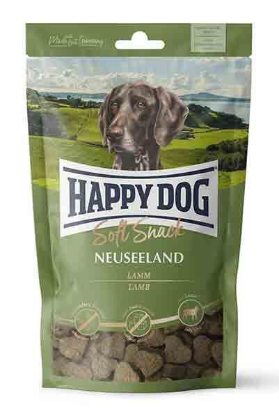 HAPPY DOG Sensible Soft Snack Neuseeland, 100 g - GLUTENFRI