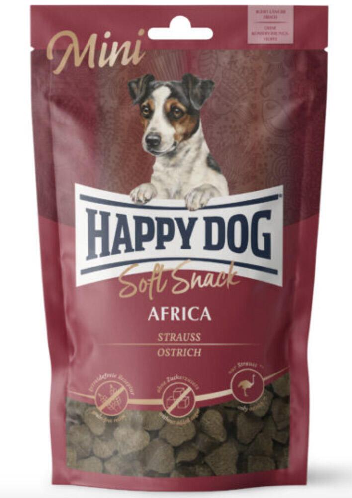 HAPPY DOG MINI Sensible Soft Snack Africa, 100 g