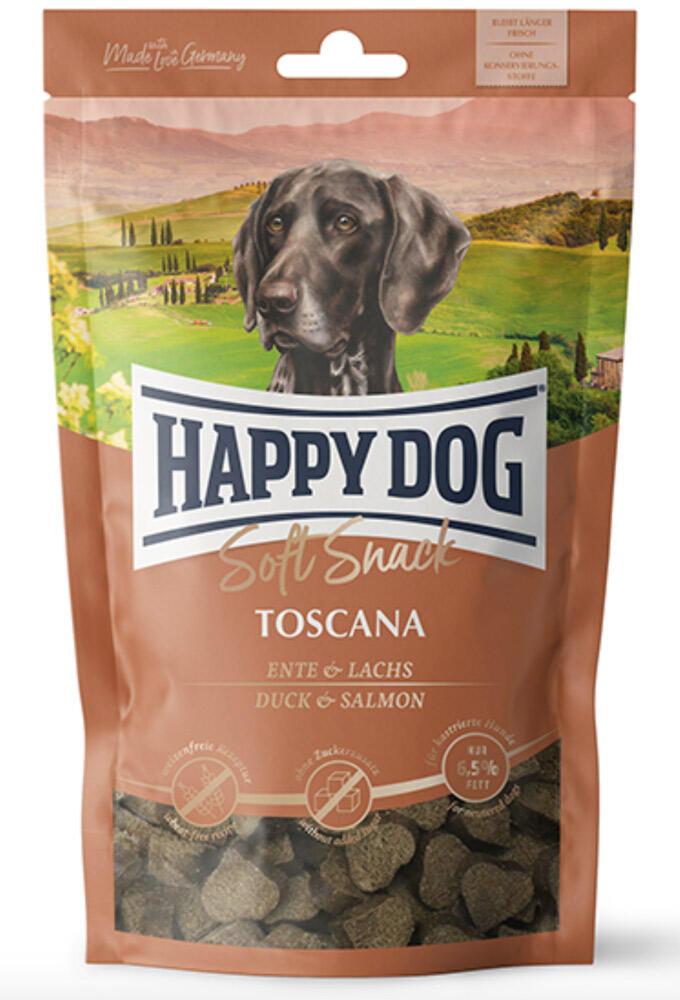 HAPPY DOG Sensible Soft Snack Toscana, 100 g