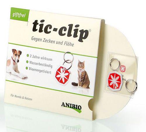 Image of   Tic-Clip mod flåter og lopper - SUPER TILBUD